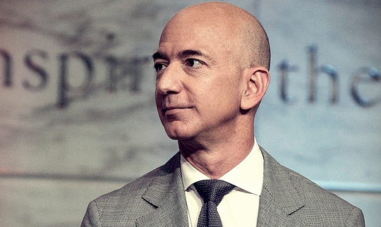 Soskis Defends Jeff Bezos Charity Not Large Scale Philanthropy Is