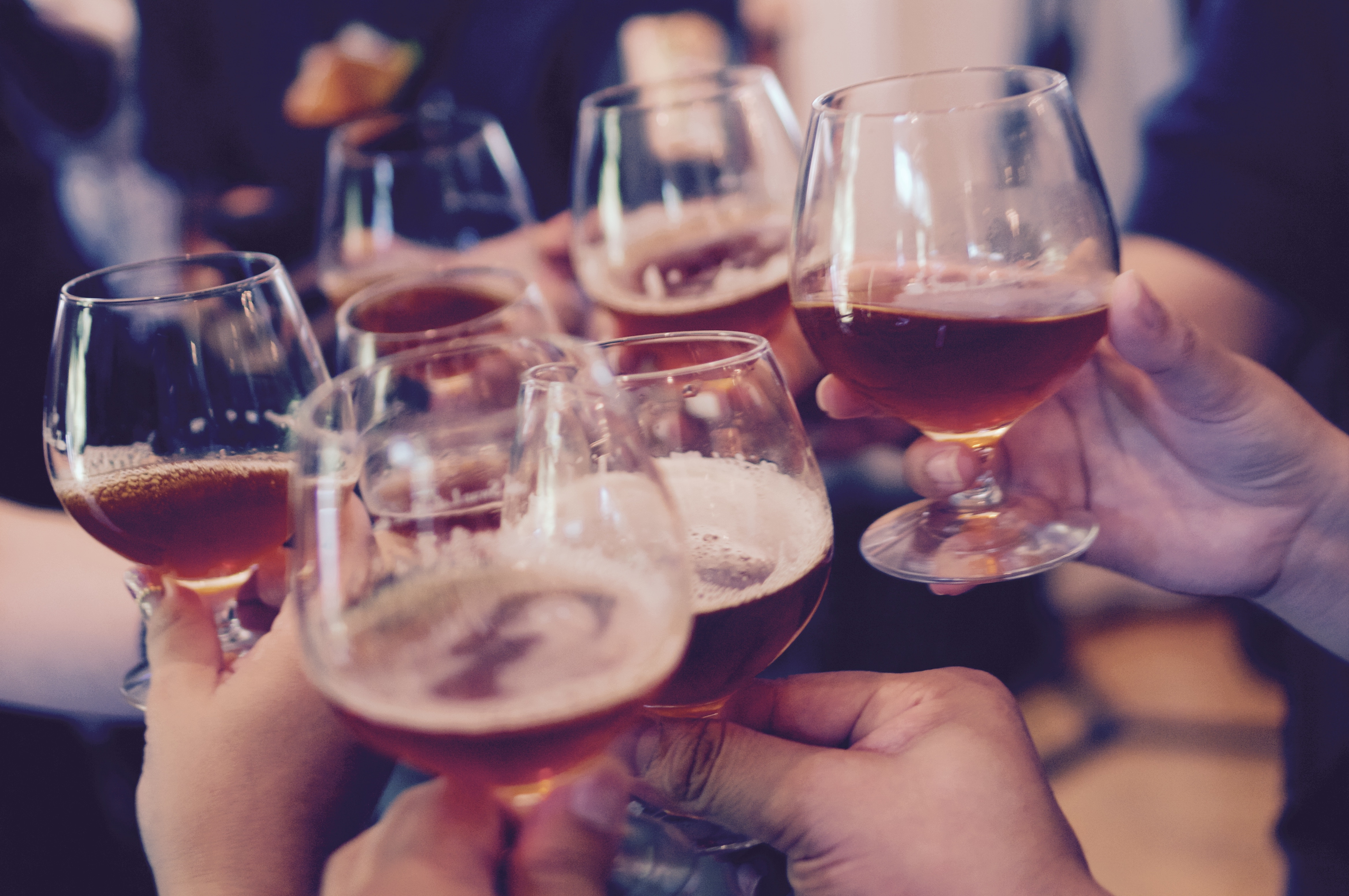 How to bring happy hour to nonprofit work