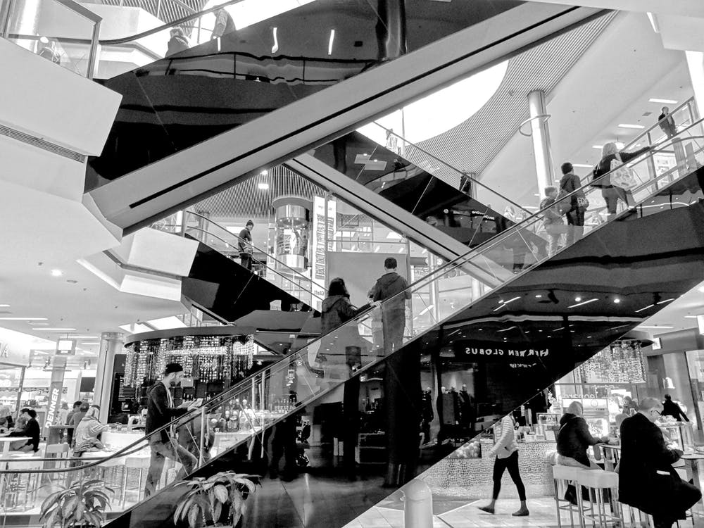 Death of the Shopping Mall, Part I: The Trend That Isn't