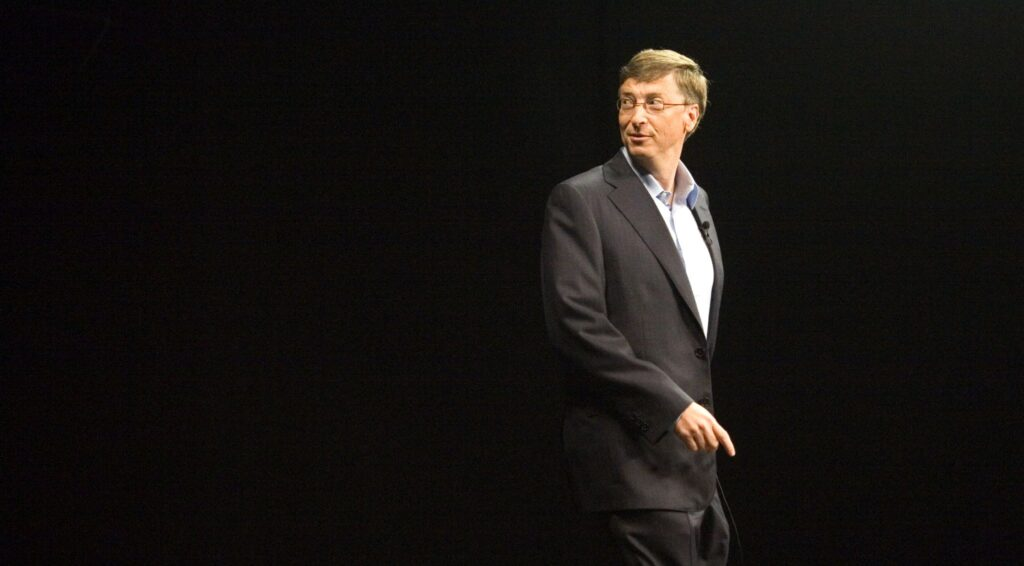 bill and melinda gates foundation billionaire philanthropy