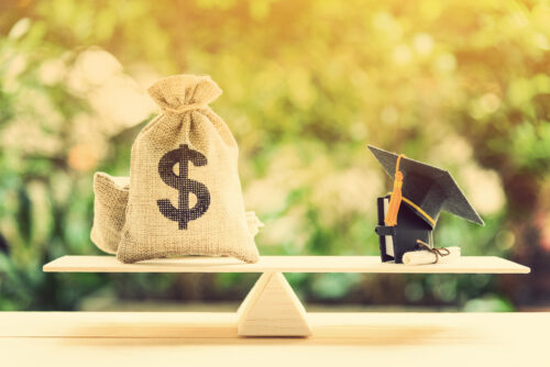 rising cost of higher education philanthropy and government
