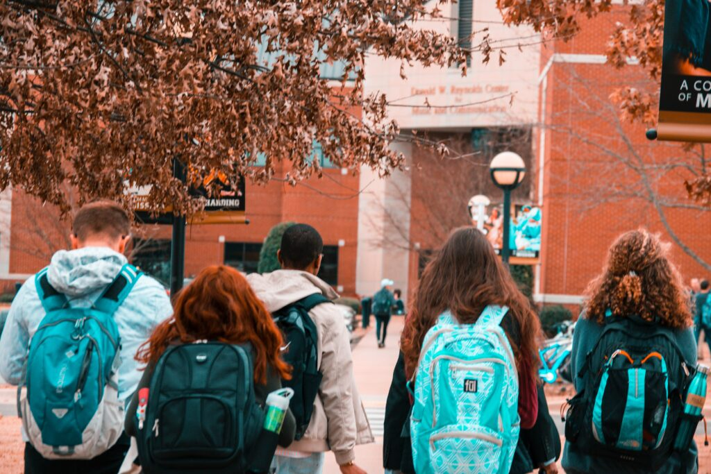 higher education philanthropy and scholarships first-generation students