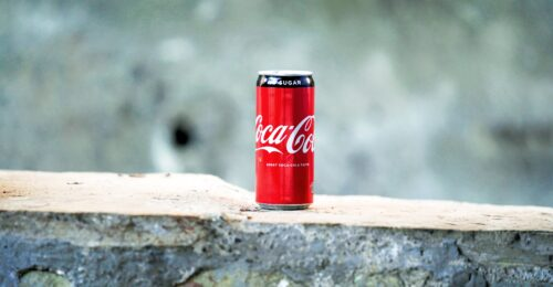 coca cola branding to build fundraising and help philanthropy