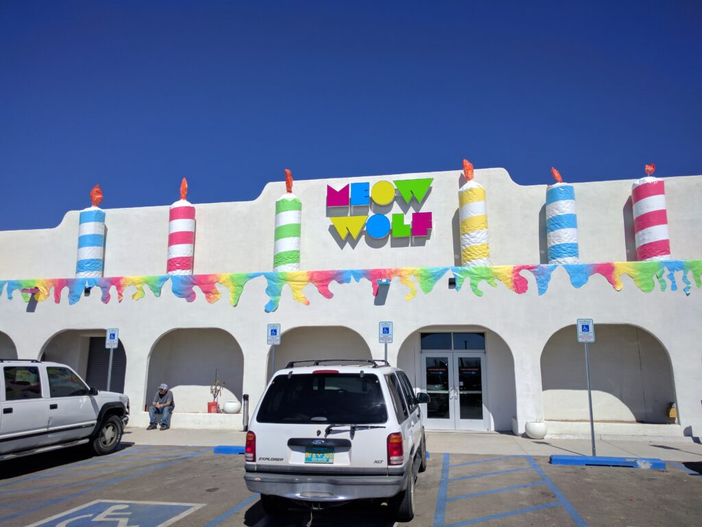 meow wolf a new approach to arts and philanthropy