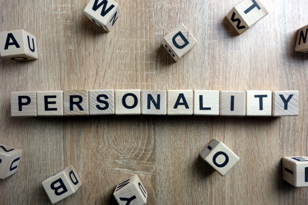 Personality, personality type